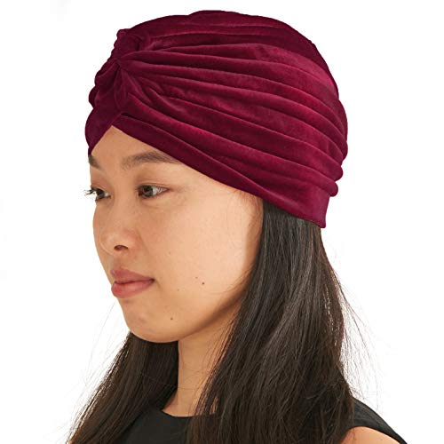 Womens Fortune Teller Turban - Gypsy Vintage Costume