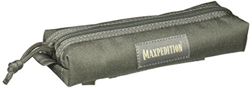 Maxpedition Gear Cocoon Pouch, Foliage Green - Blade Knife Butterfly Clip