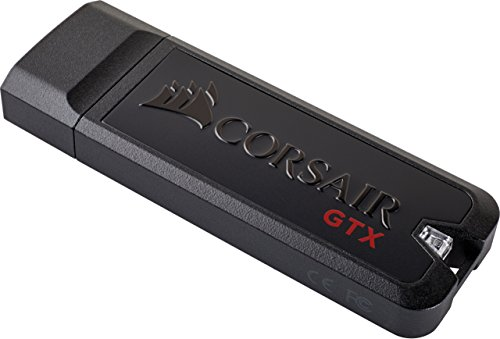 Corsair Flash Voyager GTX 128GB USB 3.1 Premium Flash Drive by Corsair