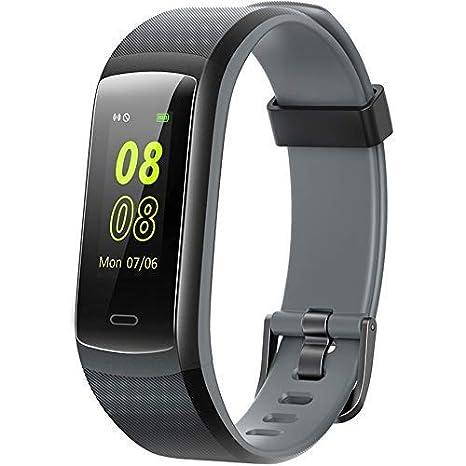 Fitness Tracker, willful Smartwatch Pulsómetro de pulsera Reloj ...