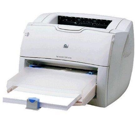 - HP C7044-90906 LaserJet 1200 service manual - Printed version (English)