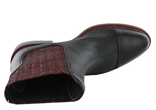 Mam'zelle Women's Boots Red pcFm5bKoM