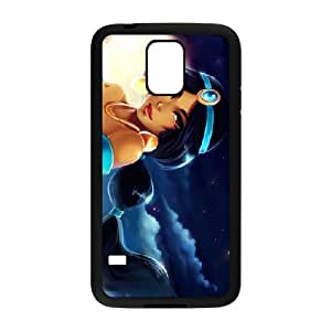 Aladdin and His Wonderful Lamp TPU Covers Cases Accessories for Samsung Galaxy S5 SV
