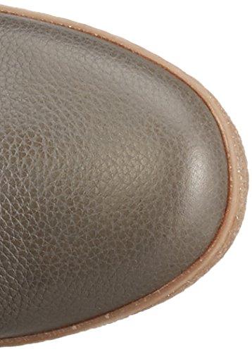 El Naturalista Nf75 Soft Grain-Lux Suede Grafito / Lichen, Botas de Montar para Mujer Gris (GRAFITO NR3)