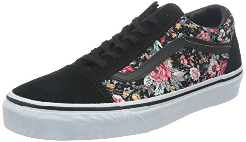 Vans Old Skool Vd3h Unisexe Adulte Baskets Noir