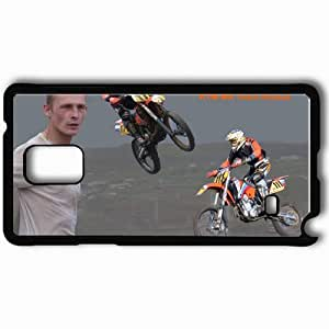 Personalized Samsung Note 4 Cell phone Case/Cover Skin 2138 1 Black