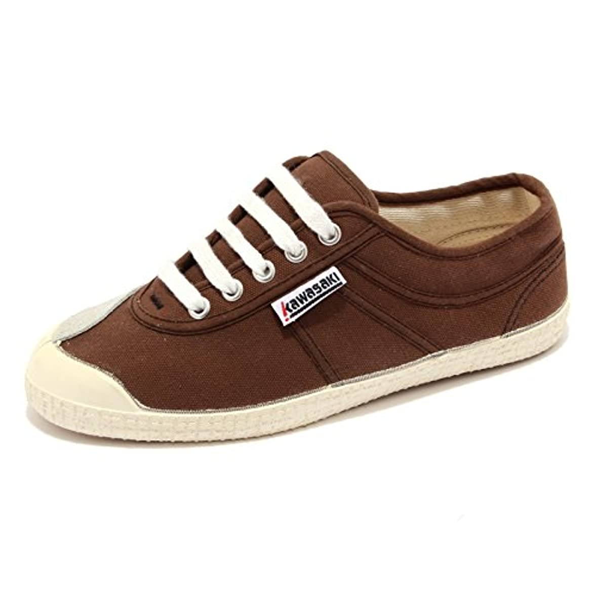 Shoes 383375 Donna Scarpa Whitout Women Box Kawasaki Sneaker