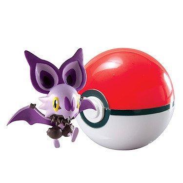 Pokemon - Clip 'n' Carry Poke Ball - eF-eM & Pokéball
