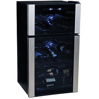 Amazon Com Dual Zone Wine Cellar Wc29 Appliances