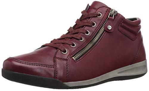 ara Women's Rylee Sneaker, Rubin Sport Kid, 5.5 M UK (8 US)