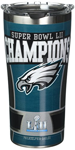 Tervis 1293848 NFL Philadelphia Eagles Super Bowl 52 for sale  Delivered anywhere in USA