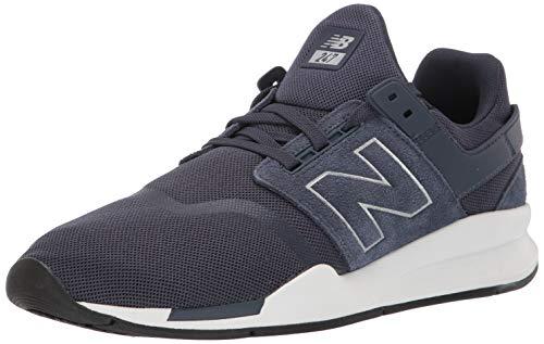 New Balance Men's 247v2 Sneaker, 12 D US Blue