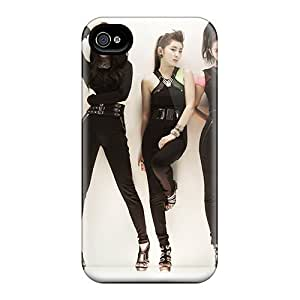 New Cute Funny 4minute 04 Case Cover/ Iphone 4/4s Case Cover