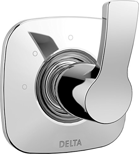 Delta Faucet T11852 Tesla 3 Function Diverter Trim without Valve, Chrome by DELTA FAUCET