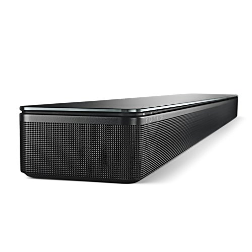 Bose 767520-1100 SoundTouch 300 Soundbar, works with Alexa,Black