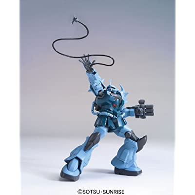 BANDAI Mobile Suit Gundam MS-07B-3 GOUF CUSTOM: Toys & Games