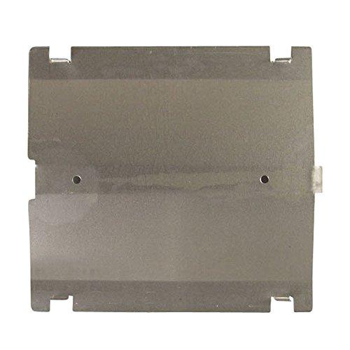 Ge WB49K10037 Range Bake Burner Shield Genuine Original Equipment Manufacturer (OEM) Part