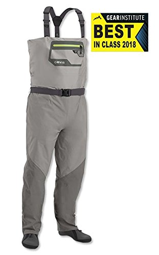 Orvis Mens Waders - Orvis Men's Ultralight Convertible Wader/Only Regular, Large