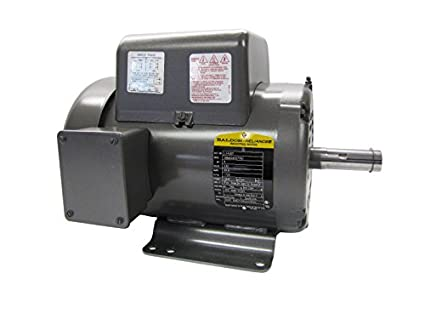 41v4X63VERL._SX425_ baldor l1430t general purpose ac motor, single phase, 184t frame 5 hp electric motor single phase wiring diagram at reclaimingppi.co