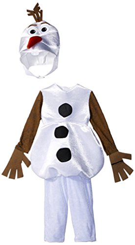 Disguise Olaf Toddler Classic Costume, Small (2T)