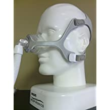 Wisp Mask with Fabric Frame and Headgear