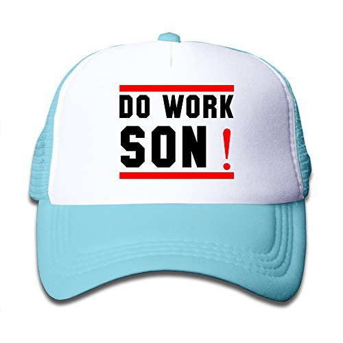 Price comparison product image DO WORK SON Mesh Kids Snapback Cap Hat