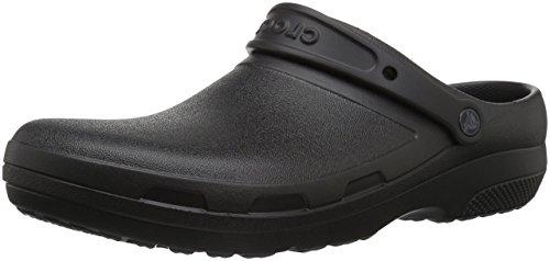 Crocs Specialist II Clog, Black, 5 US Men/7 US Women M US by Crocs
