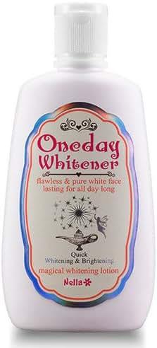 Nella Magical Whitening Lotion, Quick Whitening and Brightening, Korean Beauty (120 ml)