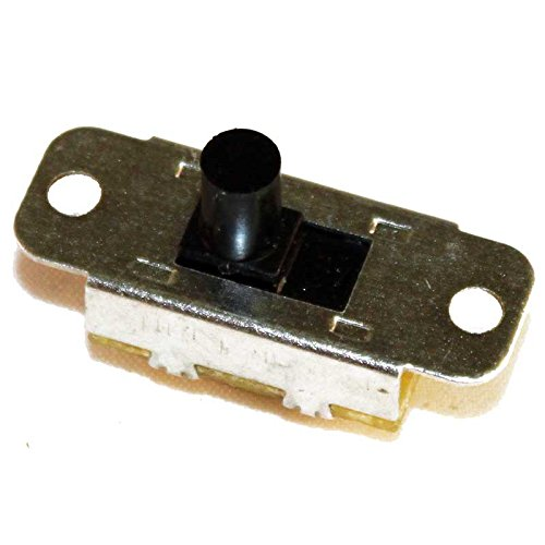 Switch, On/off Round Knob Early 1205 Super J