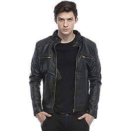 Buy Men's Biker Jacket India 2021