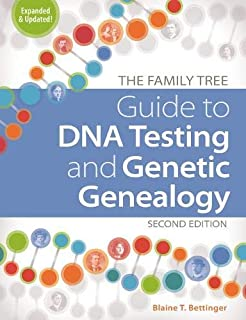 Book Cover: The Family Tree Guide to DNA Testing and Genetic Genealogy