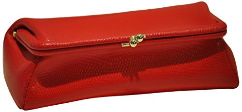 budd-leather-framed-lizard-calf-cosmetic-case-red