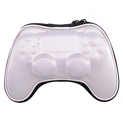 Mod-Freakz-PS4-Airform-Controller-Case-with-Wrist-Strap-Silver
