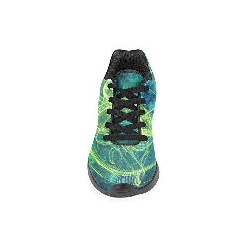 Artsadd Artsdd Essence Green Brand New Scarpe Da Corsa Per Donna