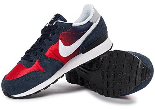 Nike Obsidian/White-University Red, Zapatillas de Deporte para Niños Negro (Obsidian / White-University Red)