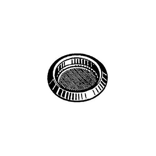 W & E SALES CO INC | BUTTON PLUG 3/4 HOLE (100PK) | WE2702 by W & E SALES CO INC