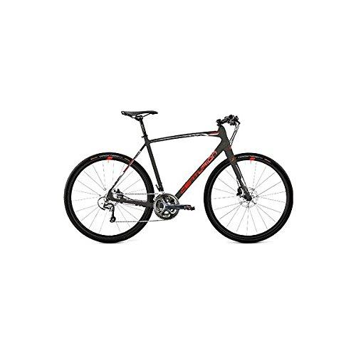 センチュリオン(CENTURION) クロスバイク SPEEDDRIVE 1000 47 アンスラサイト 2018 50cm B07DKYWZTL