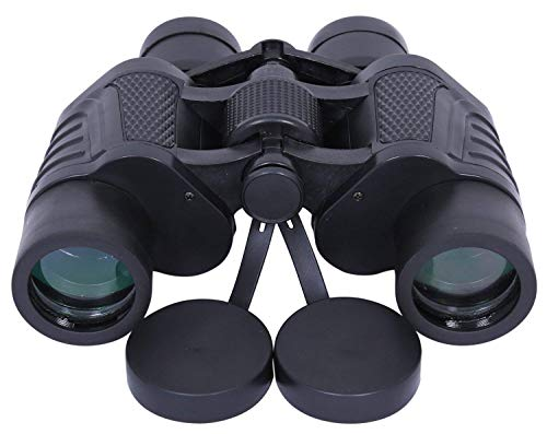 ASkyl PowerView Binoculars for Long Distance with Bag (8x40 Zoom)