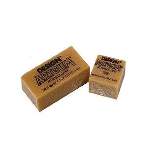 Sanford Artgum Gum Erasers 2 in. x 1 in. x 7/8 in. Each