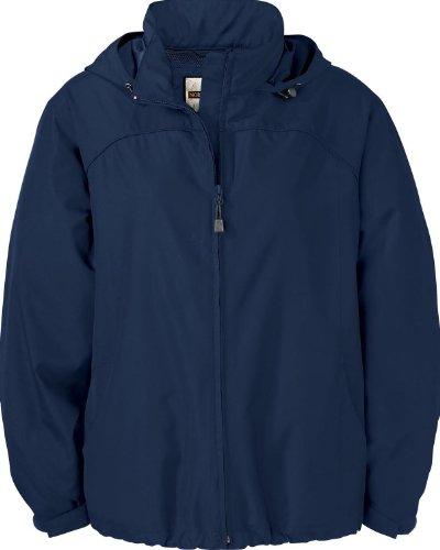 (North End Womens Techno Lite Jacket (78032) -MIDN NAVY 71 -M)