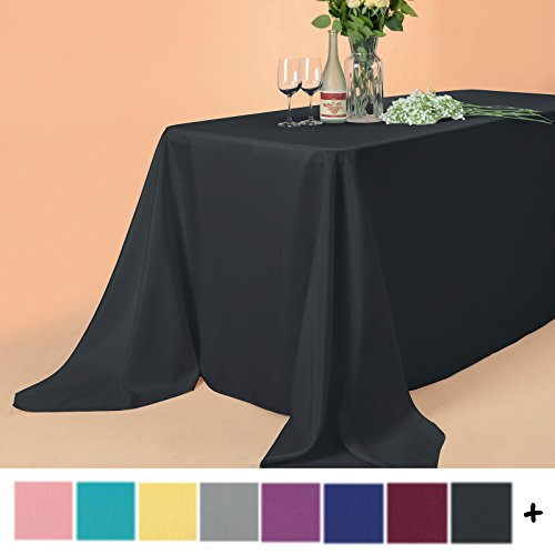 Remedios 132 inch Rectangle Polyester Tablecloth