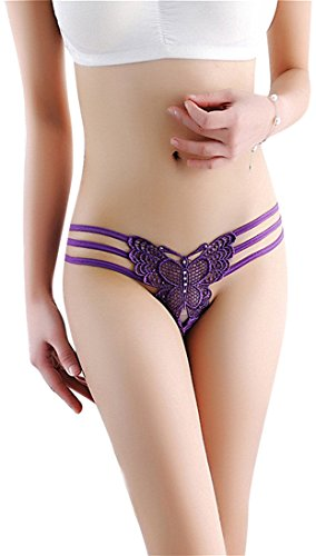 Tesman G String Underpants Butterfly Knickers product image