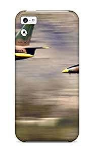 Defender Case For Iphone 5c, Air Squadron Pattern