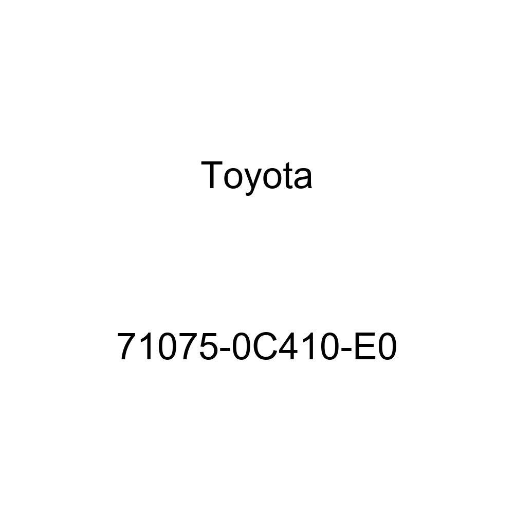 Toyota Genuine 71075-0C410-E0 Seat Cushion Cover