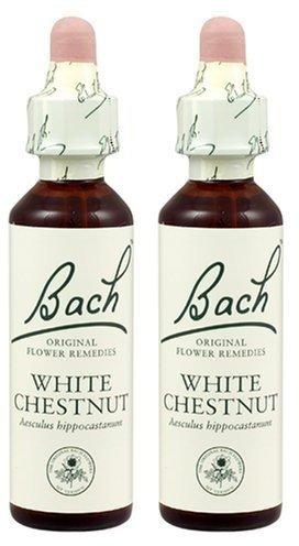 Amazon 2 pack bach original flower remedies white 2 pack bach original flower remedies white chestnut 20ml 2 mightylinksfo