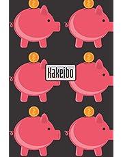 Kakeibo: Kakeibo Account Notebook | Japanese Account Notebook | Account Notebook | Kakebo | Kakeibo to fill out