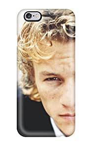 For Iphone 6 Plus Tpu Phone Case Cover(heath Ledger )
