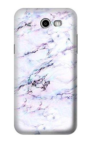 (R3215 Seamless Pink Marble Case Cover for Samsung Galaxy J3 Emerge, J3 Prime, J3 Eclipse, Express Prime 2, Amp Prime 2, J3 Luna Pro, J3 Mission, Sol 2)