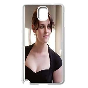 Samsung Galaxy Note 3 Cell Phone Case White Kristen Stewart F3V3VK