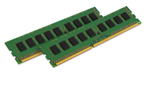 Sdram Memory Valueram Ddr2 2gb - Kingston ValueRAM 2 GB 667 MHz DDR2 Non-ECC CL5 DIMM (Kit of 2) -Retail